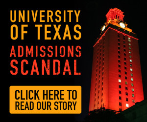 Read more - UT Admissions Scandal