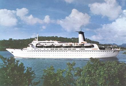Cunard Adventurer