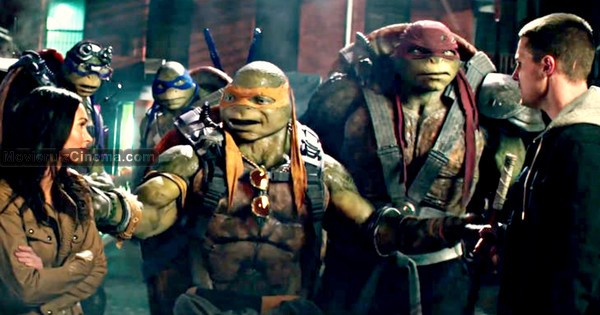 Young Mutant Ninja Turtles: Out of the Shadows 2016 Full Movie Watch Online Movierulz