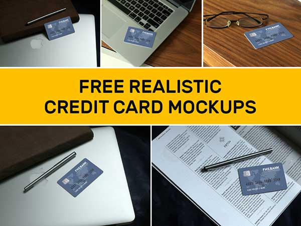 Realistic-Credit-Card-Mockup-Templates