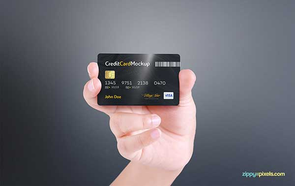 Free-Credit-Card-Mockup-template