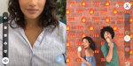 Snapchat lets you add links, voice filters and backdrops toSnaps