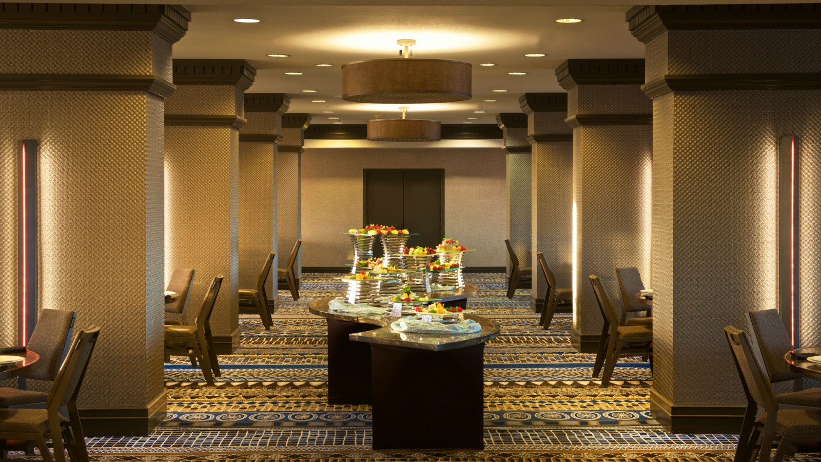 Anchorage Meeting Facilities - Summit Room Event Space