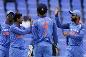 India vs West Indies 2017, 5th ODI, Jamaica: Where to get live...