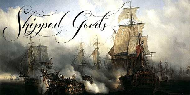 shipped-goods-font