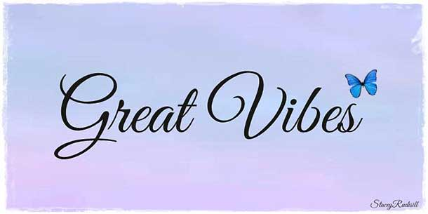 great-vibes-font