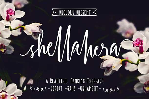 shellahera-font
