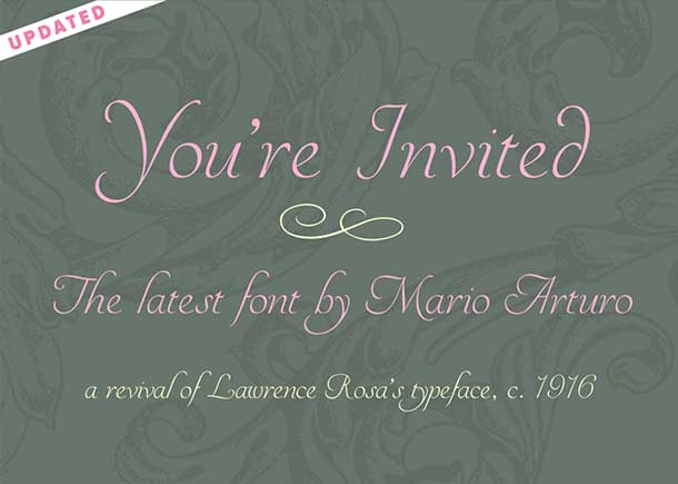 youre-invited-font