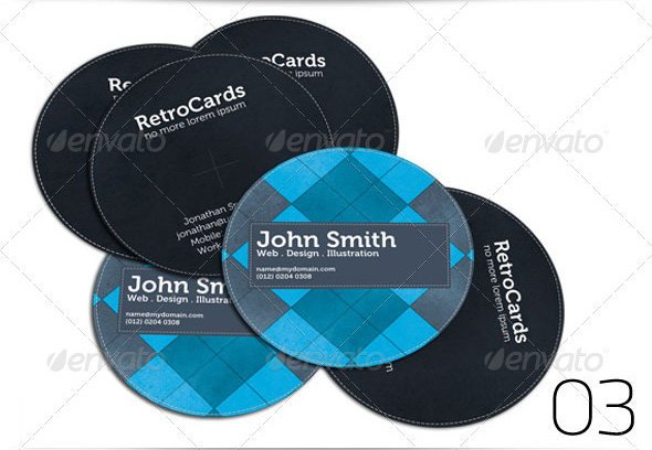 business-card-retro-rounded