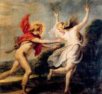 """""""Narciso"""", N. Lepicič, 1771"""