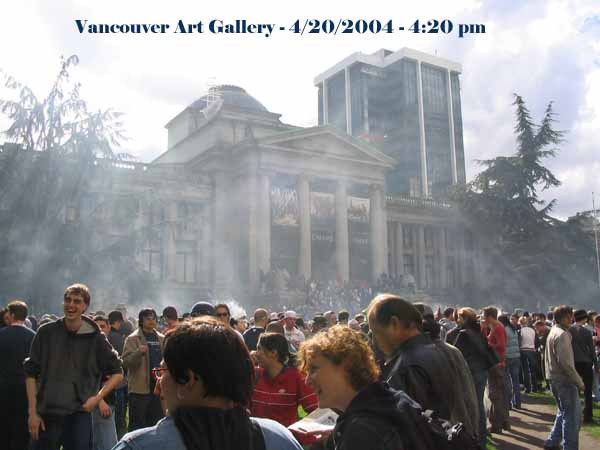 Vancouver 420 in 2004
