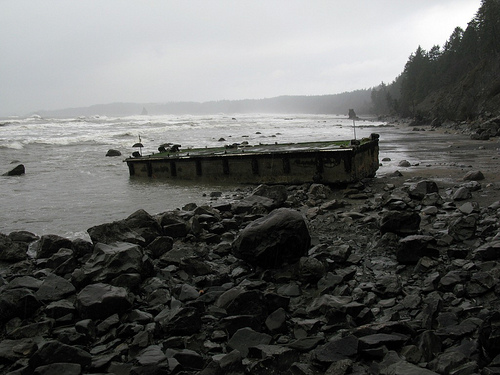 Rafting Across the Pacific: Invasive Species Coming to North America with Debris from the Japan Tsunami.