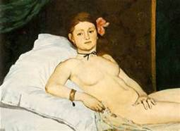 Manet ? Olympia (1863)
