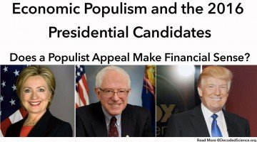 The Economics of Populism and Presidential Campaigns