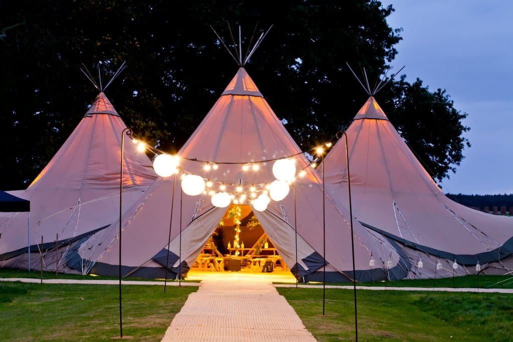 Who can resist a Papakata teepee?