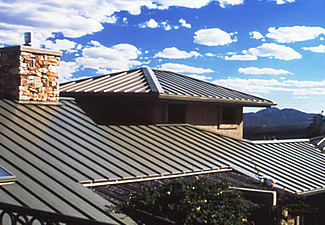 Installed Metal Roof Monterey