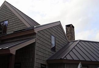 Custom Metal Roof Monterey