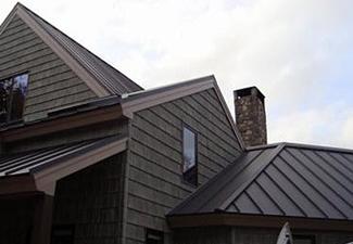 Custom Metal Roof Monterey