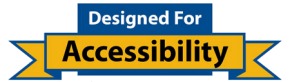 Designed for accessibility