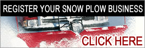 Snow Removal Business Signup