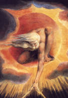 """El anciano de los días"" - William Blake - 1794"
