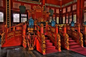Фото: Интерьер храма Конфуция