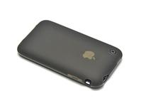 免邮 苹果3gs手机壳iphone3硅胶套苹果3gs手机套外壳软壳胶套超薄
