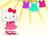 Hello Kitty Lava as Roupas