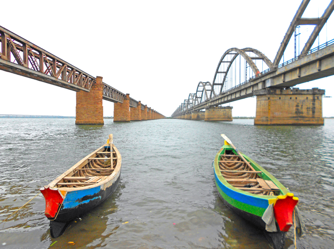 Rajamundry BRidge