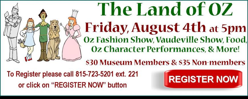 Land of Oz Event