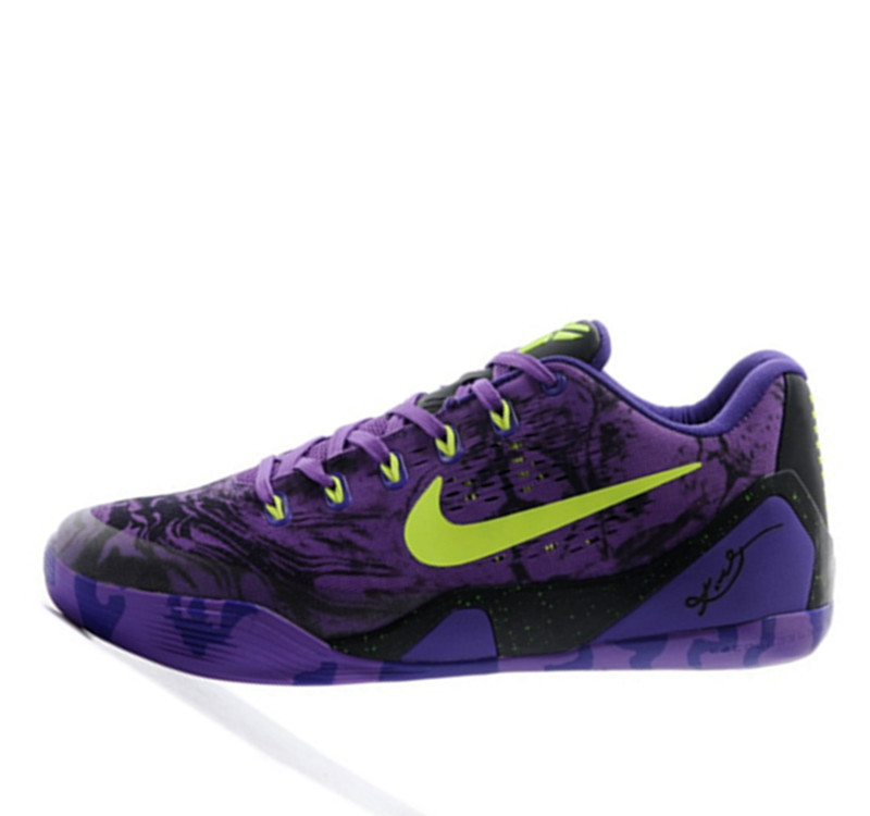 Nike Kobe 9 IX Low ndependence Day Purple Blue