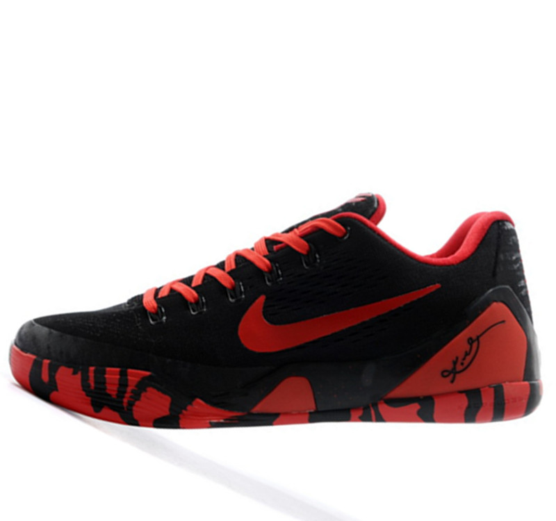 Nike Kobe 9 IX Low ndependence Day Red Black
