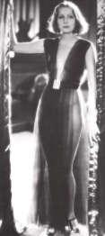 Greta Garbo, en Mata Hari, escena censurada