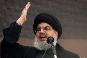 Nasrallah: US government created ISIS