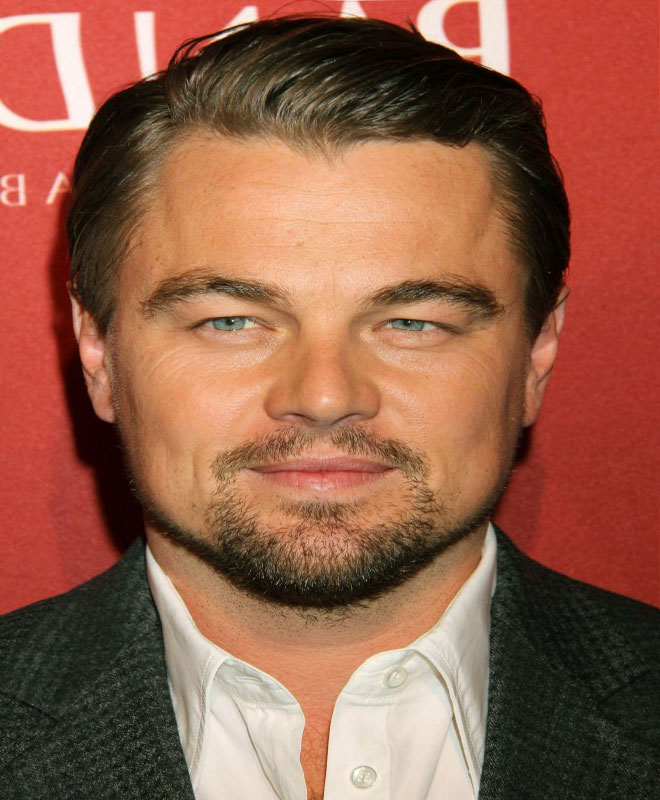 Actor Leonardo DiCaprio Height Weight