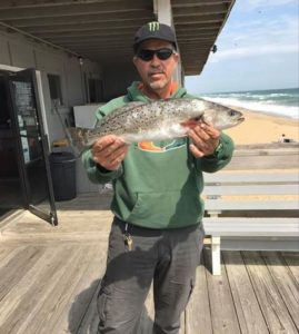 Speckled Trout VA Beach Fishing Pier