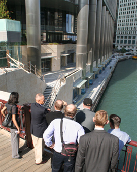 CTBUH Height Committee discusses the height criteria at the Trump Tower in Chicago
