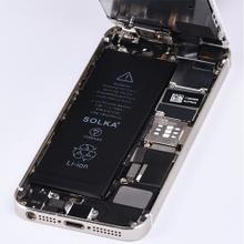 苹果5s电池iPhone5手机电池4代4s电池6 6s零循环 全新原封正品