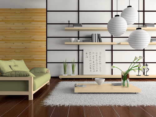 zen decoration