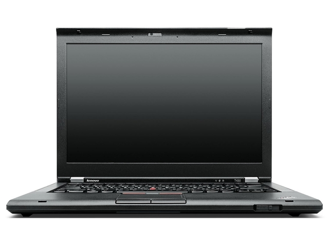 Lenovo ThinkPad T430s front view