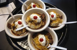 Beef Sundaes at New York State Farm Show