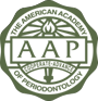 American Academy of Periodontology-logo link