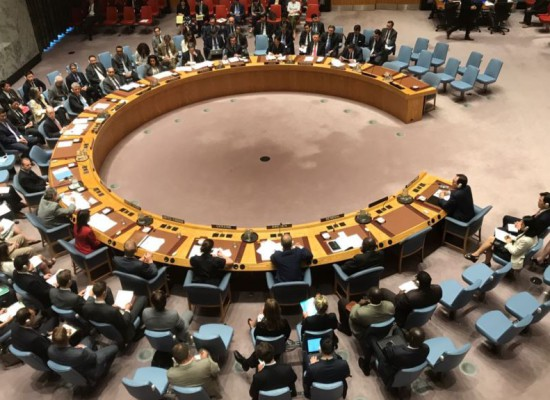 L'ONU vote un traité d'interdiction des armes nucléaires. Israël boycotte