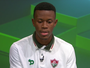 "Cobiçado pela Atalanta, Calazans  diz: ""Eu quero ficar no Fluminense"""