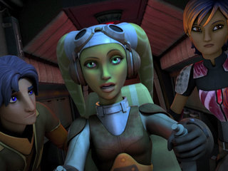 """""""Another Fine Mess"""" - Star Wars Rebels Clip"""