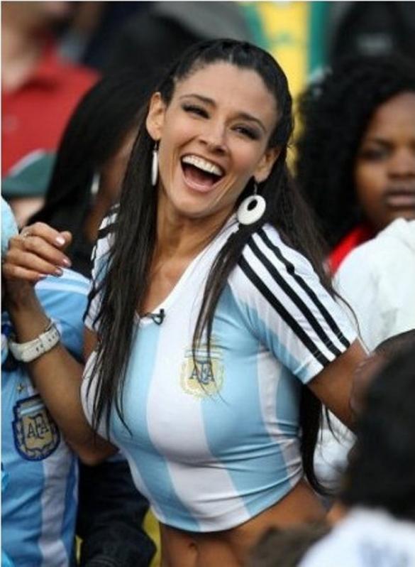 Fit Argentina Fan
