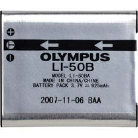 Lithium Ion Rechargeable Battery (LI-50B)