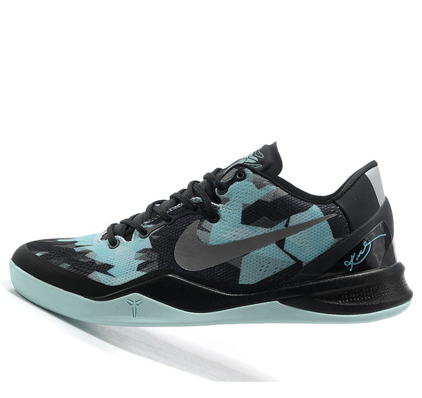 Nike Kobe VIII 8 Zoom System gray Shoes
