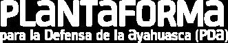 Plantaforma para la Defensa de la Ayahuasca
