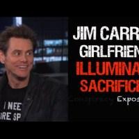 "Jim Carrey's Girlfriend -""MURDERED by ILLUMINATI""- in Blood Sacrifice Ritual - Claims Conspiracy"
